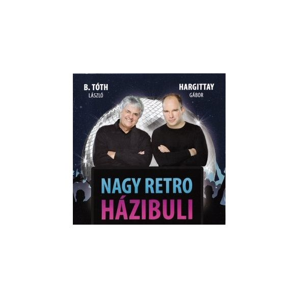 Nagy Retro Házibuli (2 CD)
