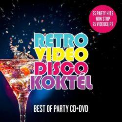 Retro Video Disco Koktél - Best of Party (CD+DVD)