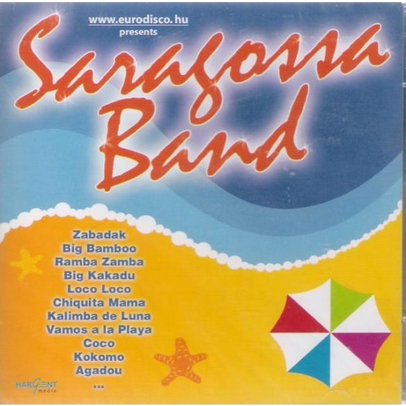 SARAGOSSA BAND - Retro Festival (2 CD)