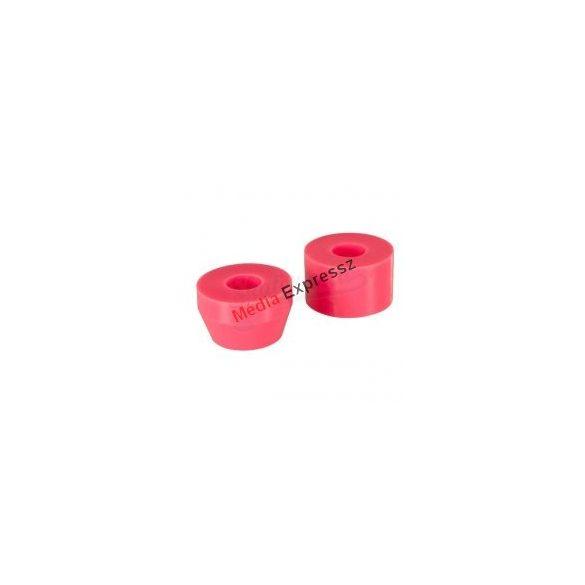 Jelly neon red gumipogácsa 95A szett