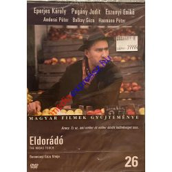 Magyar filmek gyűjteménye 26 - Eldorádó DVD