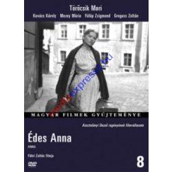 Magyar filmek gyűjteménye 8 - Édes Anna DVD