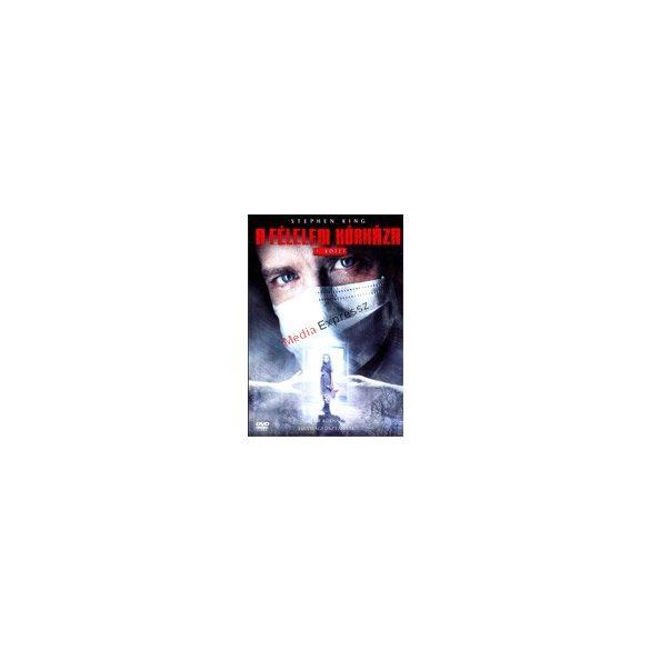 Stephen King: A félelem kórháza 1. (2 DVD)