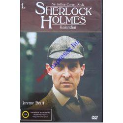 Sherlock Holmes kalandjai 1 DVD