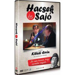 Hacsek és Sajó DVD
