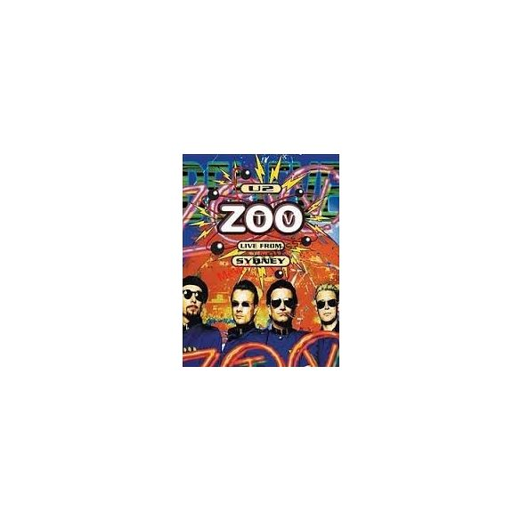 U2 - Zoo - Live from Sydney