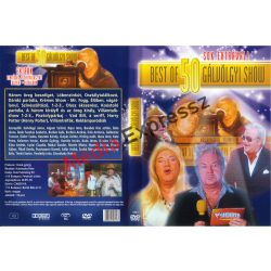 Best of 50 Gálvölgyi Show DVD