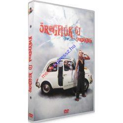 Öregfiúk új verdákban DVD