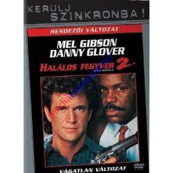 Halálos fegyver 2. DVD (rendezői változat)
