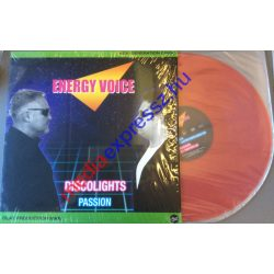 ENERGY VOICE  - DISCOLIGHT PASSION Maxi LP New Generation Italo Disco