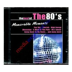 The best of The 80's Memorable Moments CD