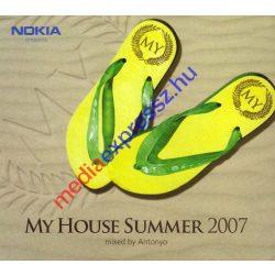 My house summer 2007 CD