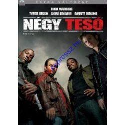 Négy tesó (extra változat) DVD