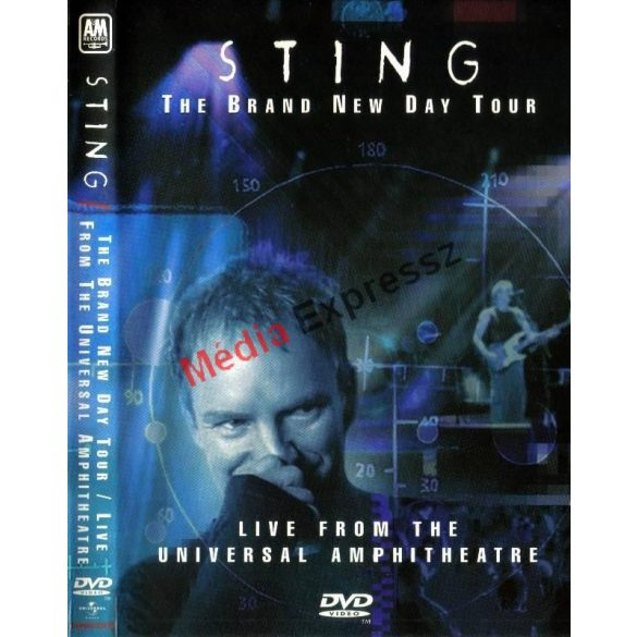 Sting - The Brand New Day Tour