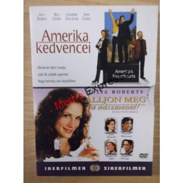 Amerika kedvencei / Álljon meg a nászmenet