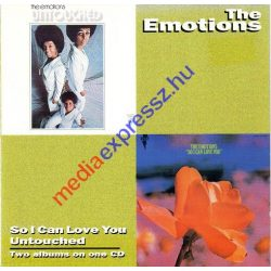 The Emotions ‎– So I Can Love You / Untouched