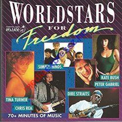 Worldstar for freedom CD