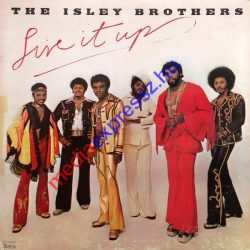 The Isley Brothers ‎– Live It Up