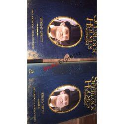 Sherlock Holmes naplójából 1/2/3 díszdobozos DVD-k