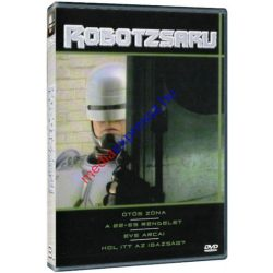 Robotzsaru (3. kiadvány)  DVD
