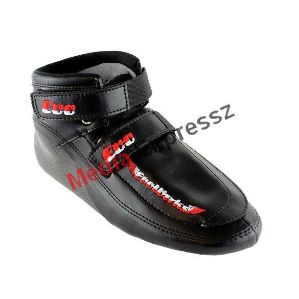 EVO Short Track Rövidpályás Cipő Proton  Black