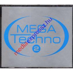 Mega techno 2 (4db CD)