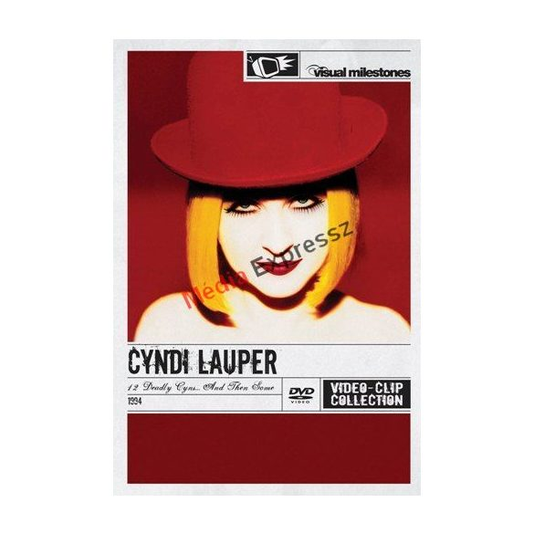 Cover Cyndi Lauper - 12 Deadly Cyns... And Then Some