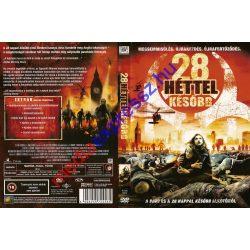 28 héttel később DVD