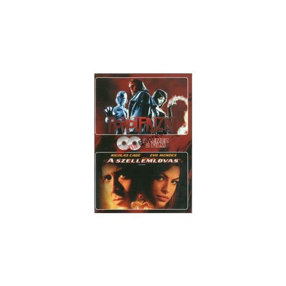 Pokolfajzat / A Szellemlovas (2 DVD)