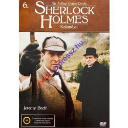 Sherlock Holmes kalandjai 6 DVD