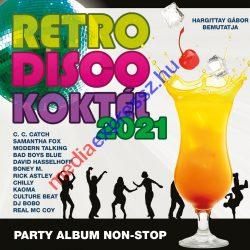 Retro Disco Koktél 2021