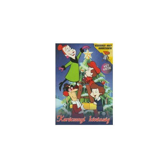 Karácsonyi kívánság / Kis egerek nagy karácsonya