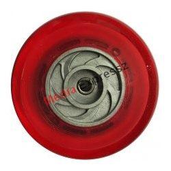 Playlife 100mm Red LED-es világító kerék