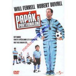 Papák a partvonalon DVD