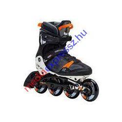 K2 Vo2 90 Pro black/white/orange görkorcsolya