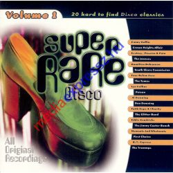 Various ‎– Super Rare Disco Volume 1