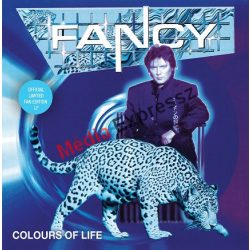 FANCY COLOURS OF LIFE LP,VINYL,BAKELIT LEMEZ, ( Offical Limited Fan Edition )