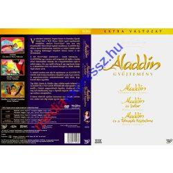 Aladdin Gyűjtemény DVD