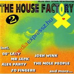 The House factory 2 (CD)