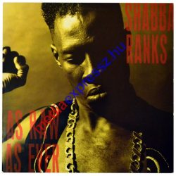 Shabba Ranks – As Raw As Ever
