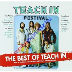 More images  Teach-In – The Best Of Teach In (használt)