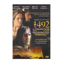 1492 a paradicsom meghodítása