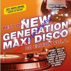 Best Of New  Generation Maxi Disco  CD Edition Vol 1.