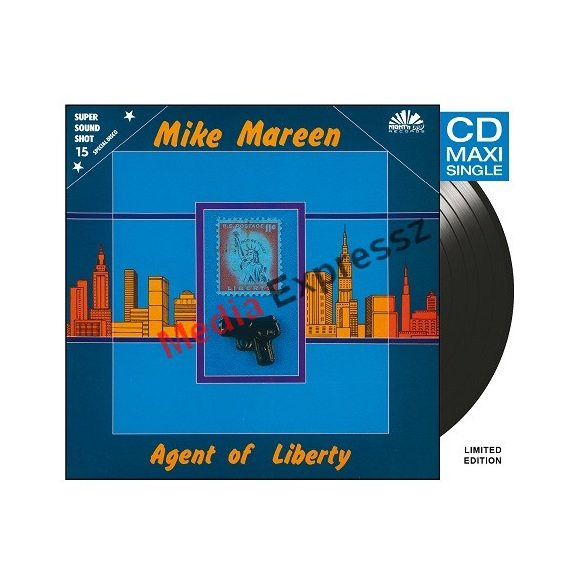Mike Mareen - Agent Of Liberty MAXI CD