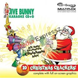 Jive Bunny Christmas Cracker Karaoke CD+G