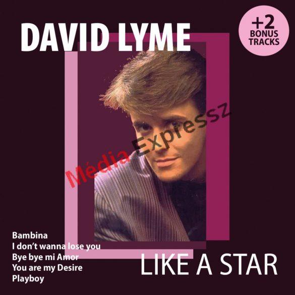 DAVID LYME - LIKE A STAR