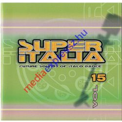 Super Italia - Future Sounds Of Italo Dance Vol. 15
