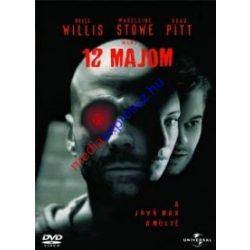 12 majom DVD