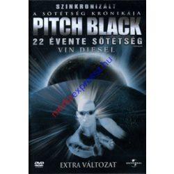 Pitch Black- 22 évente sötétség DVD (Szinkronizált)