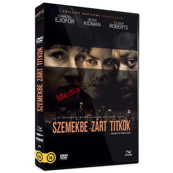 Szemekbe Zárt Titkok (2015 DVD )